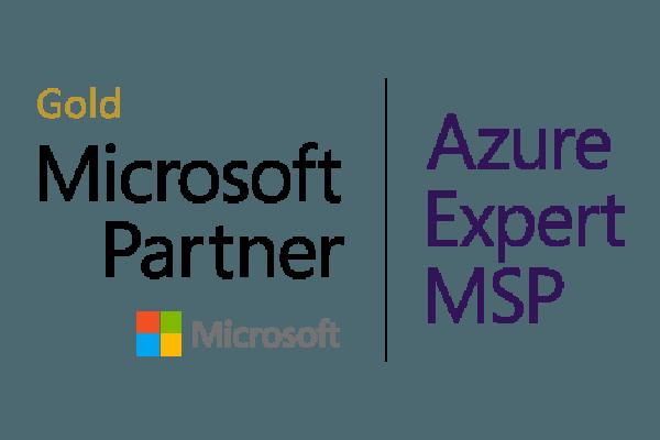 Microsoft Gold Partner Azure Expert MSP